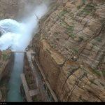خروجی سدهای خوزستان در بارندگی پیش رو افزایش نمییابد