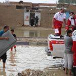 رئیس سازمان امداد و نجات جمعیت هلال احمر کشور مطرح کرد : نگاه ویژه هلال احمر به خوزستان در توزیع امکانات امدادی