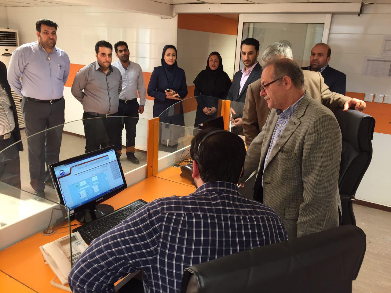 مدیرعامل جدید شرکت آبفا اهواز خبر داد: ارتقاء ظرفیت پاسخگویی سامانه ارتباطات مردمی شرکت آبفا اهواز