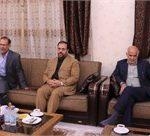 معاون پارلمانی رئیس جمهور در سفری دو روزه از طریق فرودگاه اهواز وارد خوزستان شد
