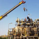 تعمیرات اساسی ۴ کارخانه در مناطق نفتخیزجنوب به صورت همزمان آغاز شد