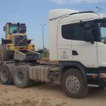 استقرار تجهیزات شرکت نفت و گاز آغاجاری در مناطق سیلزده خوزستان